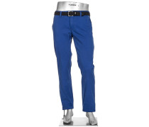 Hose Chino Lou, Regular Slim Fit, Baumwoll-Stretch
