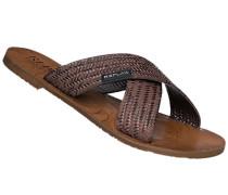 Schuhe Sandalen, Kunstleder