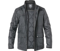 Jacke, Microfaser Thermore®, anthrazit