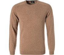 Pullover, Wolle, hellbraun