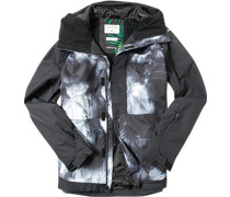 Snowboardjacke, Regular Fit, Microfaser DRYFLIGHT®