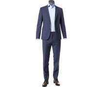 Anzug, Extra Slim Fit, Schurwolle