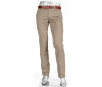 Hose Lou, Regular Slim Fit, Baumwolle
