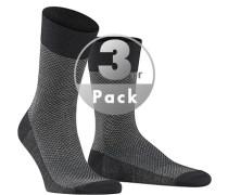 Socken Serie Samurai, Socken, Schurwolle