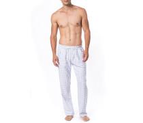 Schlafanzug Pyjamahose, Flanell