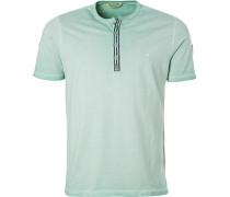 T-Shirt, Baumwolle, mintgrün
