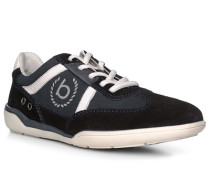 Schuhe Sneaker, Textil, dunkelblau