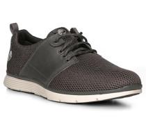 Schuhe Sneaker, Textil-Leder