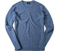 Pullover, Classic Fit, Schurwolle