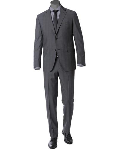 Anzug, Wolle, kariert