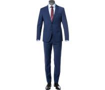 Anzug Herby-Blayr, Slim Fit, Schurwolle