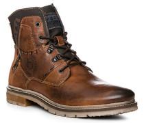 Schuhe Boots, Leder warmgefüttert