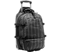 Tasche Rucksack auf Rollen, Microfaser