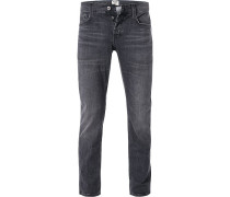 Jeans, Oregon, Tapered Fit, Baumwoll-Stretch