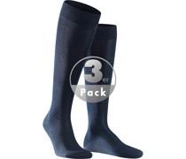 Socken Serie Tiago, Kniestrümpfe, Baumwolle