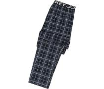 Schlafanzug Pyjamahose, Baumwolle-Modal