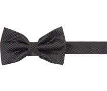 Krawatte Schleife, Seide, gepunktet