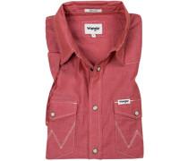 Sommerhemd, Regular Fit, Popeline