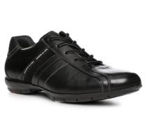 Schuhe Sneaker Alvin, Lamm-Kalbleder