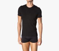 T-Shirt, Baumwoll-Stretch