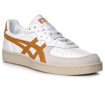 Schuhe Sneaker, Leder, -zimt