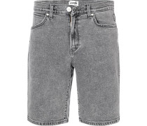 Jeans-Shorts, Baumwoll-Stretch