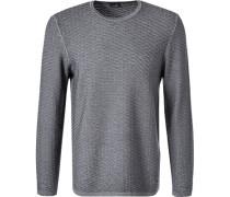 Pullover Herren, Merino-Schurwolle