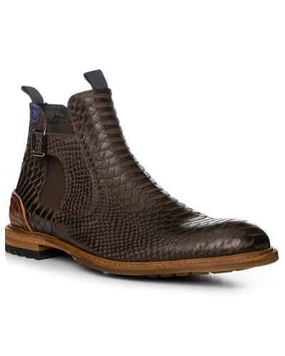 Schuhe Chelsea-Boots, Kalbleder