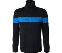 Rollkragen-Pullover Herren, Baumwolle