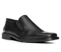 Schuhe Slipper Kelim, Kalbleder