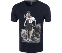 T-Shirt Herren, Baumwolle