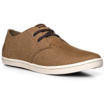Schuhe Sneaker, Textil, hellbraun