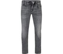 Jeans Hatch, Slim Fit, Baumwoll-Stretch