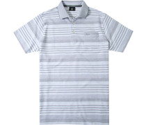 Polo-Shirt Polo, Baumwoll-Leinen-Jersey