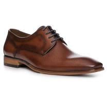 Schuhe Derby Dublin, Kalbleder