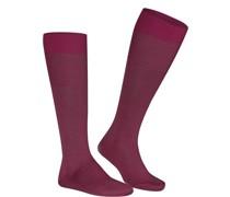 Socken Serie Luxury No.6, Kniestrümpfe, Wolle