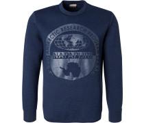 Sweat-Shirt Herren, Baumwolle