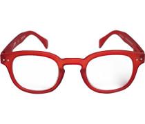 Brillen Lesebrille C, Kunststoff