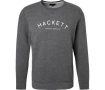 Sweatshirt, Classic Fit, Baumwolle