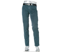 Hose Chino Lou, Regular Slim Fit, Pima Baumwolle