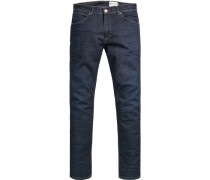 Jeans Greensboro, Regular Fit, Baumwoll-Stretch