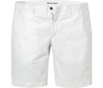 Hose Bermudashorts, Classic Fit, Baumwolle