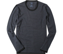 Pullover Pulli, Wolle, gestreift