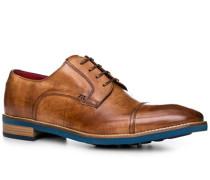 Schuhe Burford, Leder, cuoio
