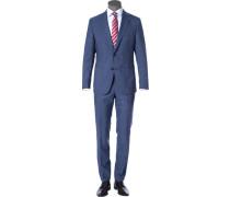Anzug, Wolle