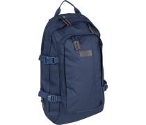 Tasche Rucksack, Mikrofaser, nachtblau