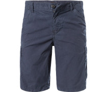 Hose Cargoshorts, Tapered Fit, Baumwolle