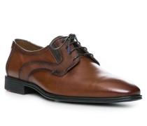 Schuhe Derby Kobolt, Kalb- und Schafleder