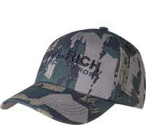 Schirm-Mütze, Baumwolle, multicolor