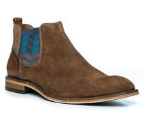 Schuhe Chelsea-Boots Hobson, Kalbleder